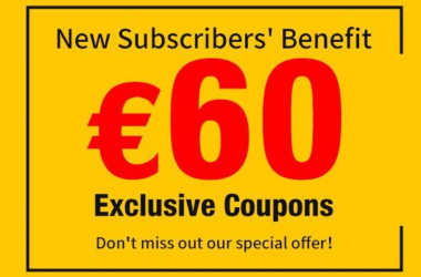 €60 Coupon Package