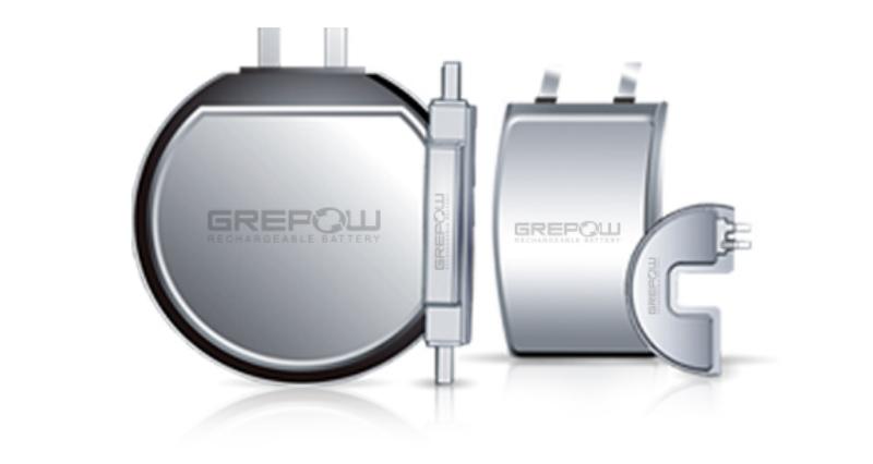 Grepow Shaped Batteries in Wearable Bracelets