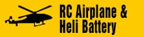 RC Airplane & Heli Battery