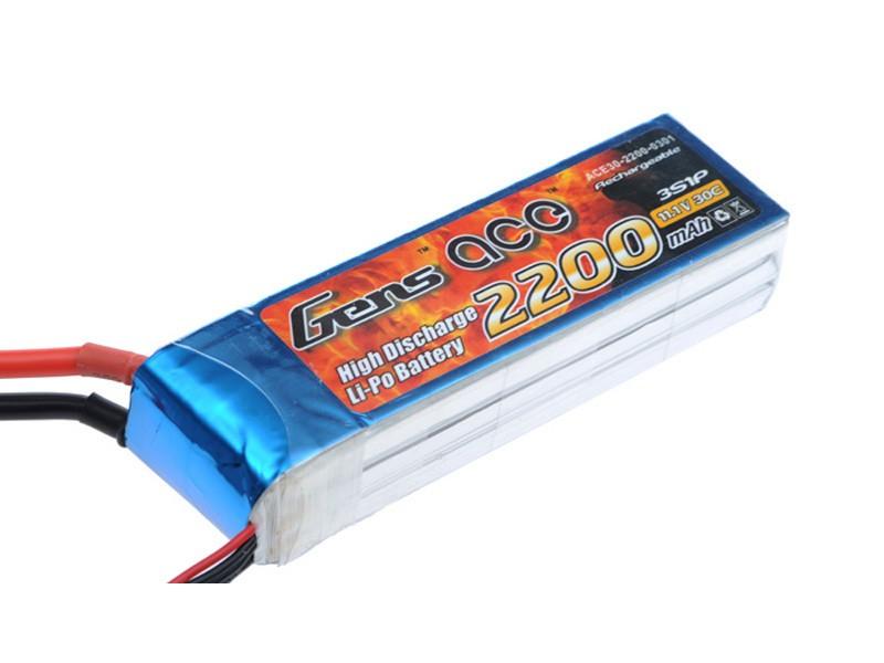 Gens Ace Lipo-Akku 3S 11,1V 5300mAh 30C