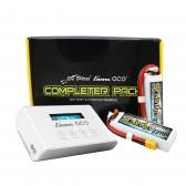Gens ace Soaring 2200mAh 3S1P (2pcs) + Imars III Smart Balance RC Battery Charger Bundle