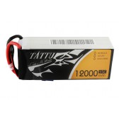 Tattu 12000mAh 22.2V 15C 6S1P UAV Lipo Battery Pack