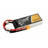 TATTU 1400mAh 11.1V 45C 3S1P Lipo Battery Pack