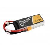 TATTU 3S 1400mAh 11.1V 45C Lipo Battery Pack with XT30