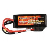 Gens ace 1400mAh 11.1V 25C 3S1P Lipo Battery
