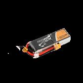 USED-TATTU 1800mAh 14.8V 75C 4S1P Lipo Battery Pack