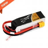 TATTU 1800mAh 18.5V 45C 5S1P Lipo Battery Pack