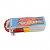 Gens ace 1800mAh 22.2V 45C 6S1P Lipo Battery Pack