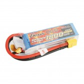 Gens ace 1800mAh 11.1V 45C 3S1P Lipo Battery Pack with XT60 Plug