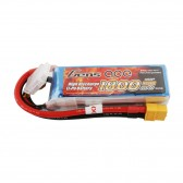 Gens ace 4s 1800mah Lipo 14.8V 40C for RC Plane with XT60 plug