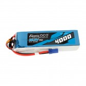 Gens ace 4000mAh 22.2V 45C 6S1P Lipo Battery Pack