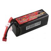 Gens ace 7000mAh 14.8V 50C 4S1P HardCase Lipo Battery 14#