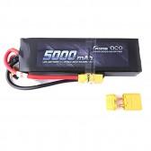 Gens ace 5000mAh 11.1V 50C 3S1P Lipo With XT90 Plug