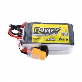 Tattu R-Line 850mAh 4S1P 95C 14.8V Lipo Battery Pack with XT60 Plug