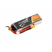 TATTU 1800mAh 14.8V 75C 4S1P Lipo Battery Pack with XT60