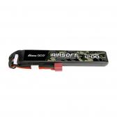 Gens ace 25C 1200mAh 3S1P 11.1V Airsoft Gun Lipo Battery with T Plug