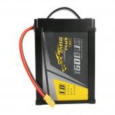 Tattu Plus 1.0 Compact version 16000mAh 12S 15C 44.4V Lipo battery pack with XT90-S Plug