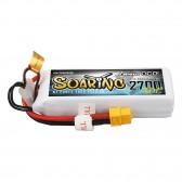 Gens ace Soaring 2700mAh 11.1V 30C 3S1P LiPo Battery Pack with XT60 Plug
