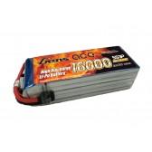 Gens ace 16000mAh 18.5V 15/30C 5S1P Lipo Battery Pack