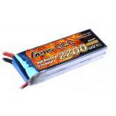 Gens ace 2200mAh 7.4V 25C 2S1P Lipo Battery Pack