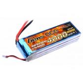 Gens ace 4000mAh 11.1V 25C 3S1P Lipo Battery Pack