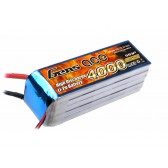 Gens ace 4000mAh 18.5V 25C 5S1P Lipo Battery Pack