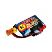 Gens ace 250mAh 7.4V 30C 2S1P Lipo Battery Pack