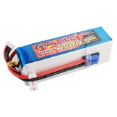 Gens ace 5500mAh Lipo 22.2V 45C 6S1P Model Helicopter Batteries
