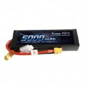 Gens ace 5000mAh 11.1V 50C 3S1P Short-Size Lipo With XT60 Plug