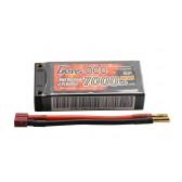 Gens ace 7000mAh 3.7V 50C 1S2P HardCase Lipo Battery11#
