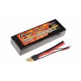 Gens ace 7000mAh 7.4V 50C 2S2P HardCase Lipo Battery 10#