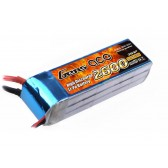Gens ace 2600mAh 11.1V 55C 3S1P Lipo Battery Pack
