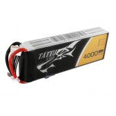 Tattu 4000mAh 22.2V 15C 6S1P Lipo Battery Pack