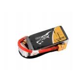 TATTU 1300mAh 11.1V 45C 3S1P Lipo Battery Pack