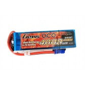 Gens ace 4000mAh 22.2V 60C 6S1P Lipo Battery Pack