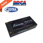 Gens ace 7000mAh 3.7V 50C 1S2P HardCase Lipo Battery11#  EFRA & BRC Approval
