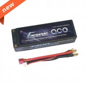 GENS ACE 7200mAh 7.4V 70C 2S1P Hardcase Car LiPo Battery Pack 47#