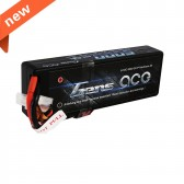 Gens ace 5000mAh 7.4V 50C 2S1P HardCase Lipo Battery 24# with new packing