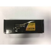 USED-TATTU 1400mAh 11.1V 45C 3S1P Lipo Battery Pack
