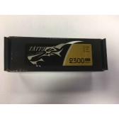 USED-TATTU 2300mAh 14.8V 45C 4S1P Lipo Battery Pack