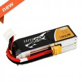 Tattu 1800mAh 14.8V 75C 4S1P Lipo Battery Pack - Specially Made for Victory with Limited Edition
