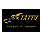 Tattu banner with 2.5m