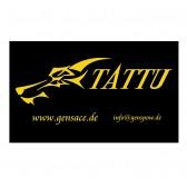 Tattu banner with 2.5m