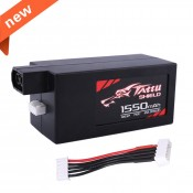 TATTU 1550mAh 14.8V 75C 4S1P Hardcase Lipo Battery Pack