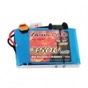 Gens ace 3500mAh 3.7V TX 1S1P Lipo Battery Pack with JR Plug