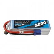 Gens ace 3000mAh 22.2V 60C 6S1P Lipo Battery Pack with EC5 plug