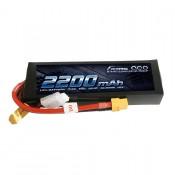 Gens ace 2200mAh 7.4V 50C 2S1P Lipo Battery With XT60 Plug