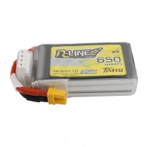 Tattu R-Line 650mAh 11.1V 3S1P 95C Lipo Battery