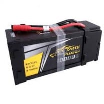 Tattu Plus 2.0 18000mAh 22.2V 15C 6S1P Lipo Battery Pack