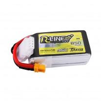 Tattu R-Line 850mAh 11.1V 3S1P 95C Lipo Battery Pack with XT30 Plug